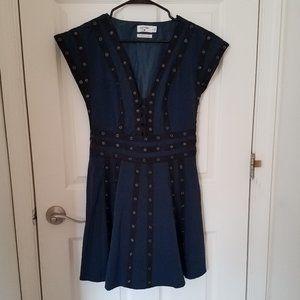 Zac Posen for Target Snap Dress Size 2